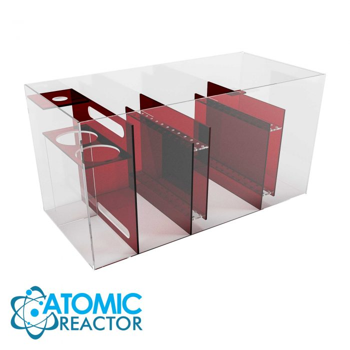 Acrylic aquarium sump uk